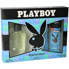 Pack Colonia PLAYBOY GENERATION 60mL + DESODORANTE  150mL